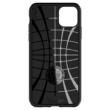 Spigen Liquid Air fekete iPhone 11 Pro Max