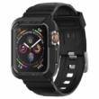 Spigen Rugged Armor Apple Watch 4 (44MM) Black