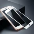 Baseus 0.23 mm curved-screen fehér üvegfólia iPhone 7 Plus