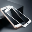 Baseus 0.23mm Edzett üveg fehér iPhone 8