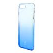 Baseus Glaze Ombre tok kék iPhone 7