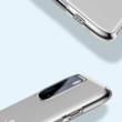 Baseus Simple Series átlátszó gél tok fekete iPhone 11 Pro Max