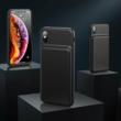 Baseus 3300mAh-es beépített Powerbank tok fekete iPhone X