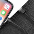 Baseus Cafule Durable Lightning USB 100 cm Black-Grey