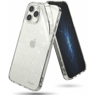 Ringke Air iPhone 12 / 12 Pro Glitter Clear