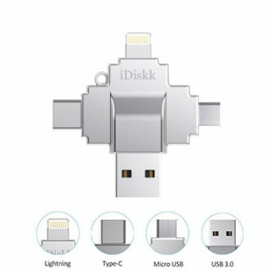 iDiskk U019 4in1 Memory Stick - 64GB