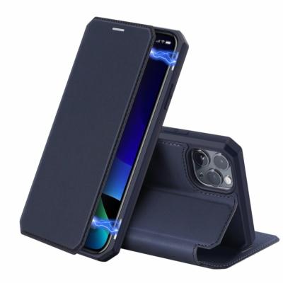 Dux Ducis iPhone 11 Pro Skin X Bookcase Blue Case