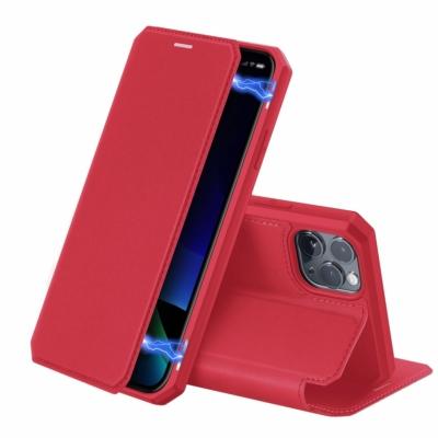 Dux Ducis iPhone 11 Pro Skin X Bookcase Red Case