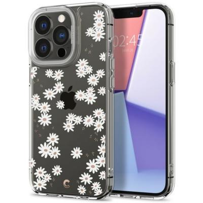 Spigen iPhone 13 Pro Cyrill Cecile White Daisy Case