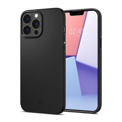 Spigen iPhone 13 Pro Max Thin Fit Black Case