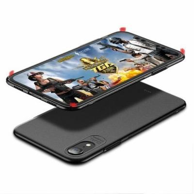 MSVII iPhone Xr Black Case