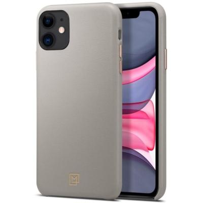 Spigen iPhone 11 La Manon Oatmeal Beige Case