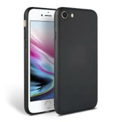 Tech Protect iPhone 7/8/SE 2020 Icon Black Case