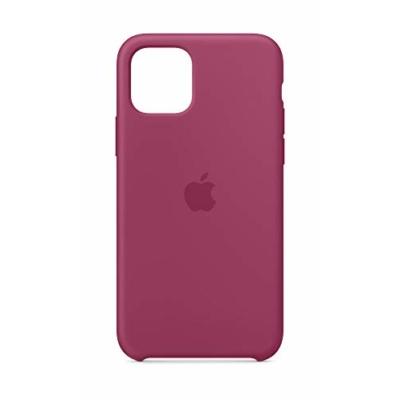 Apple iPhone 11 Pro Silicone Pomegranate Case