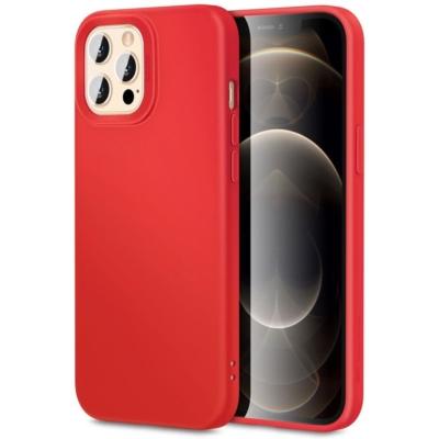 ESR iPhone 12/12 Pro Cloud Silicone Red Case