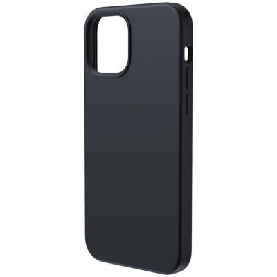 Baseus iPhone 12 mini Liquid Magnetic Silica Black Case