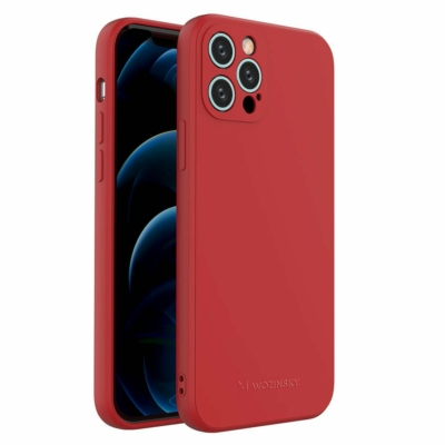 Wozinsky iPhone 12 Pro Red Case