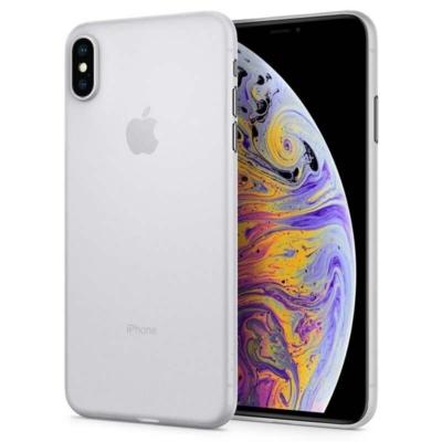 Spigen iPhone XS Max Airskin Soft Clear Case
