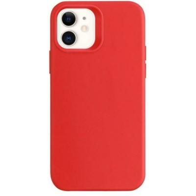 ESR iPhone 12 Mini Cloud Silicone Red Case