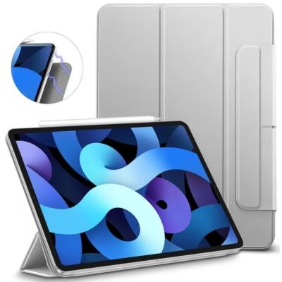 "ESR iPad Air 4 10.9"" (2020) Rebound Magnetic Silver Gray Case"
