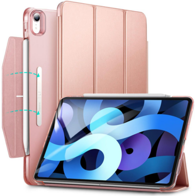 "ESR iPad Air 4 10.9"" (2020) Ascend Trifold Rose Gold Case"