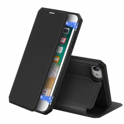 Dux Ducis Skin X Bookcase iPhone SE 2020 / iPhone 8 / iPhone 7