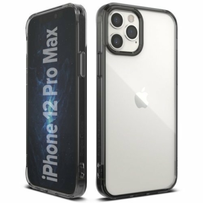 Ringke Fusion PC Case iPhone 12 Pro Max Grey