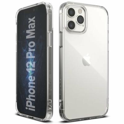 Ringke Fusion PC Case iPhone 12 Pro Max Transparent
