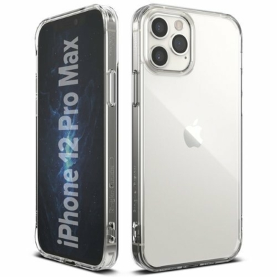 Ringke iPhone 12 Pro Max Fusion Clear Case
