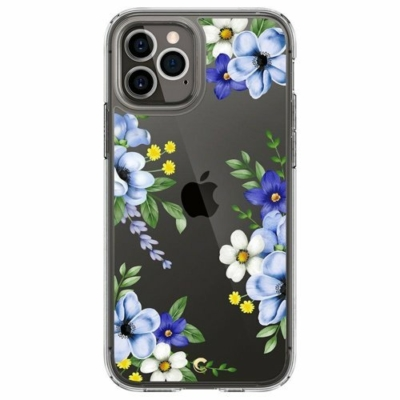 Spigen Cyrill Cecile iPhone 12 Pro / iPhone 12 Midnight Bloom