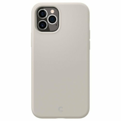 Spigen Cyrill Silicone iPhone 12 Pro / iPhone 12 Stone
