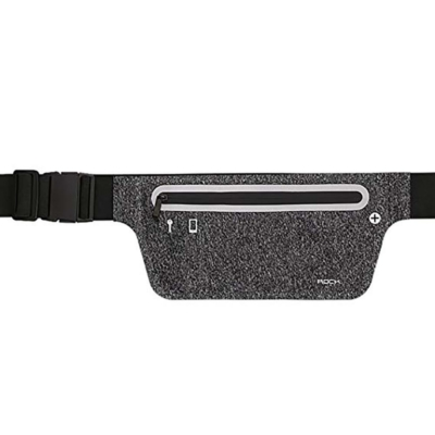 Rock Sports Waist Bag (Slim) Grey