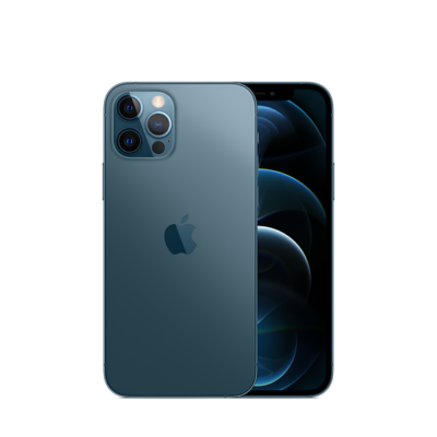 Apple iPhone 12 Pro Max 256 GB Óceánkék