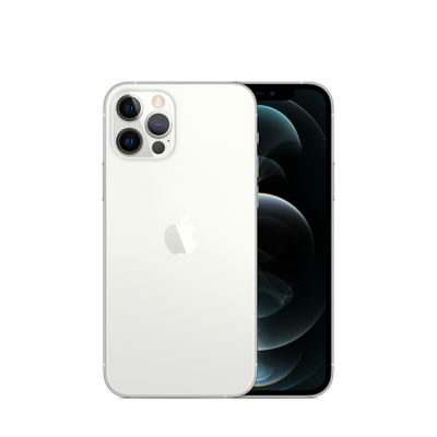 Apple iPhone 12 Pro Max 128 GB Ezüst