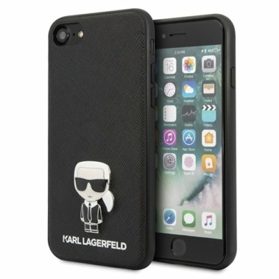 Karl Lagerfeld iPhone 8 Black