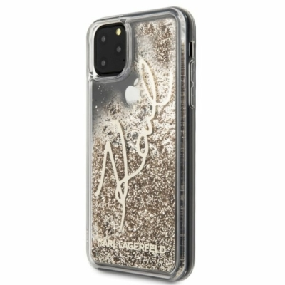 Karl Lagerfeld iPhone 11 Pro Max Gold