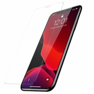 Baseus 0.15 mm Full-glass edzett üveg iPhone X