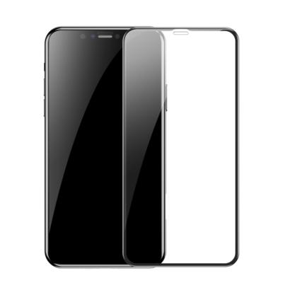 Baseus Full Coverage 3D Tempered üvegfólia iPhone XR