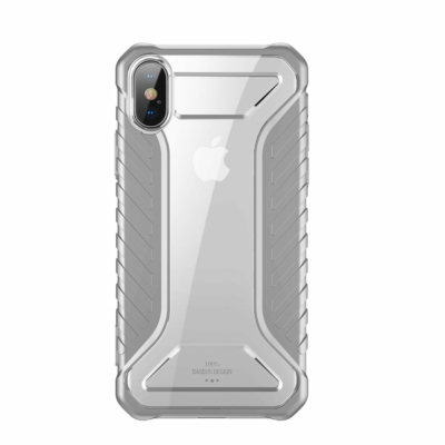 Baseus Michelin Designer tok szürke iPhone XS