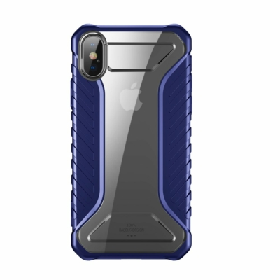 Baseus Michelin Designer tok kék iPhone X