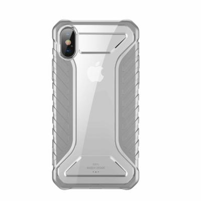 Baseus Michelin Designer tok szürke iPhone X