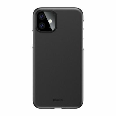 Baseus Wing ultravékony tok fekete iPhone 11