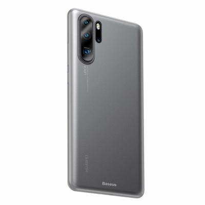 Baseus Wing ultravékony tok fehér Huawei P30 Pro
