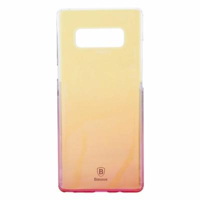 Baseus Glaze Gél tok rózsaszín Samsung Galaxy Note 8