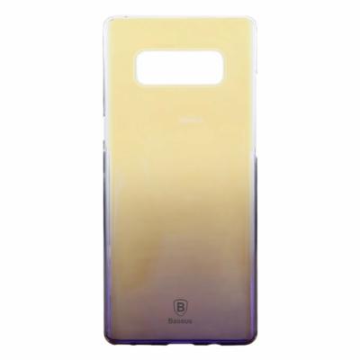 Baseus Glaze Gél tok lila Samsung Galaxy Note 8