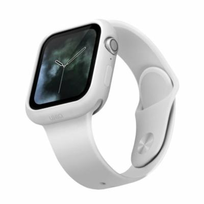 UNIQ Lino Védőtok Apple Watch 5 40mm / Watch 4 40mm fehér