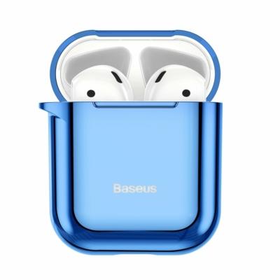 Baseus Shining Gél tok Airpods 1/2 Kék