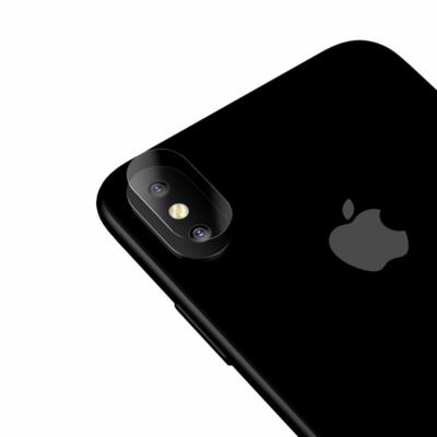 Baseus Camera Objektívvédő üvegfólia iPhone X