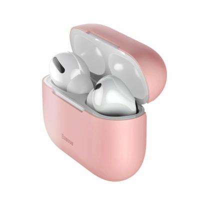 Baseus Silica Tok rózsaszín Apple Airpods Pro