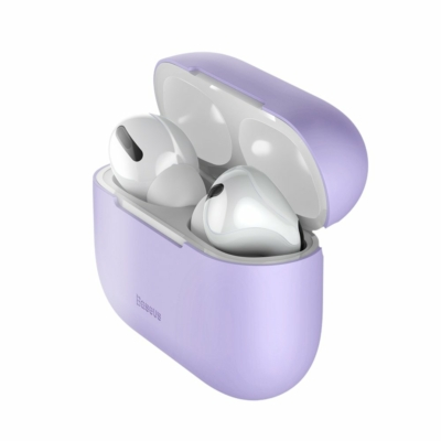 Baseus Silica Tok lila Apple Airpods Pro